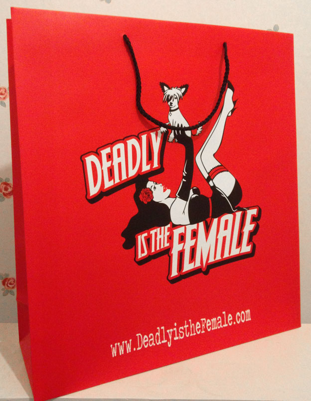 Deadly is the Female bag