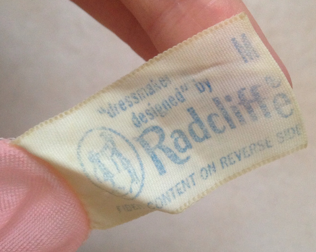 Radcliffe Label