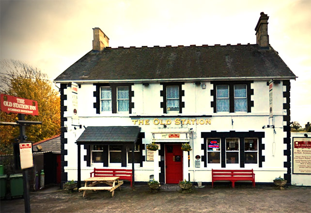 The Old Station Inn