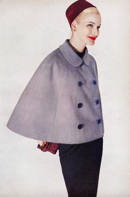1950s cape