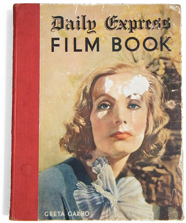 Daily Express Film Book Cover