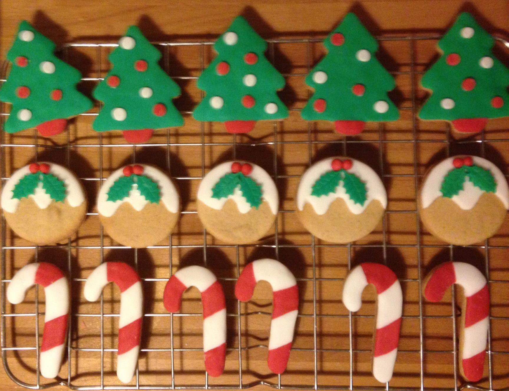 Christmas Shrewsbury biscuits