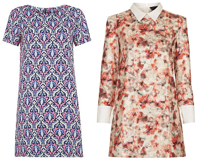 New Look & TopShop dresses