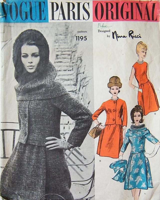 Nina Ricci Chanel Style Jacket