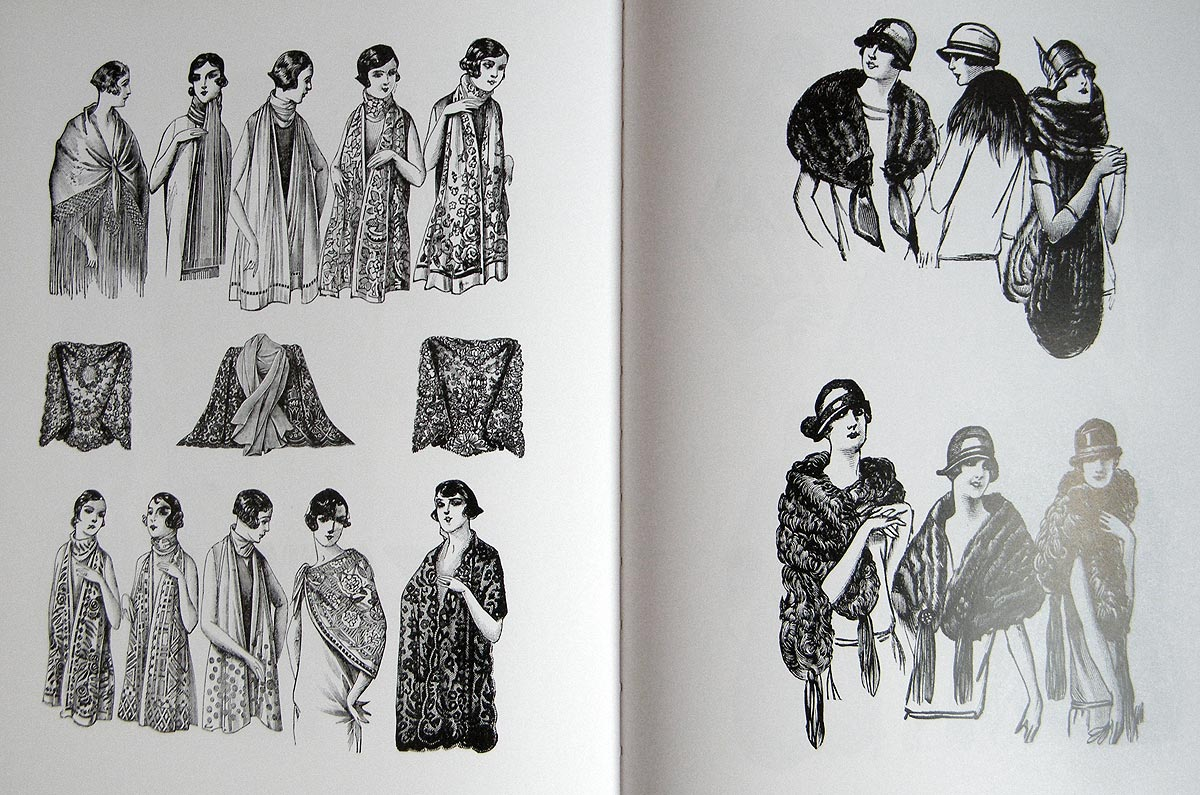 1920s cover ups illustration