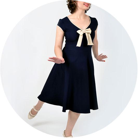 Stop Staring Belinda Dress from Revival Retro