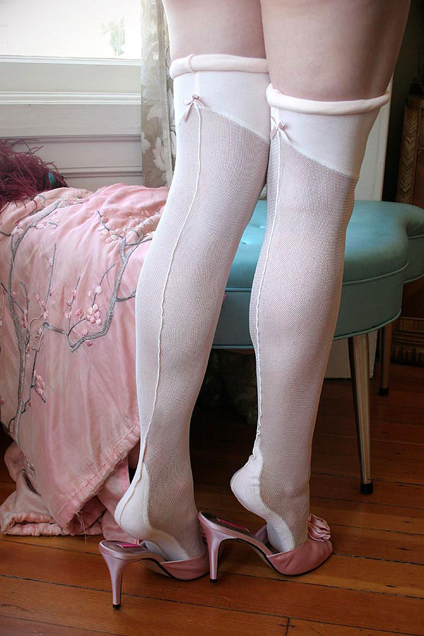 Dollhouse Bettie Juliet Flapper Stockings
