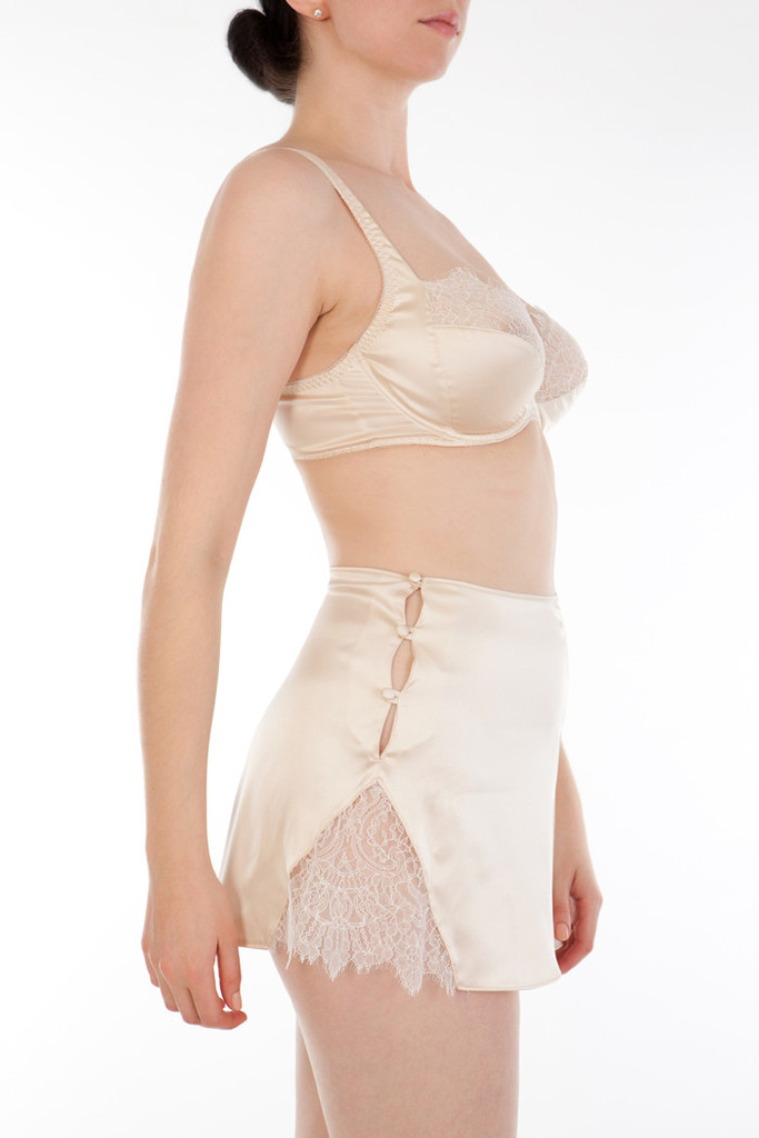 Harlow and Fox Eleanor French Knicker set