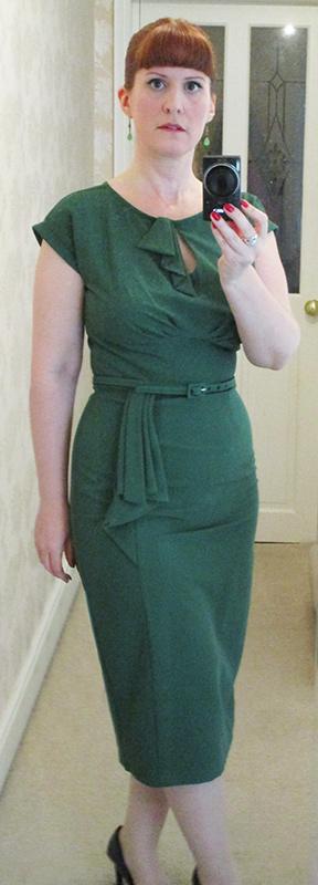 Me green dress