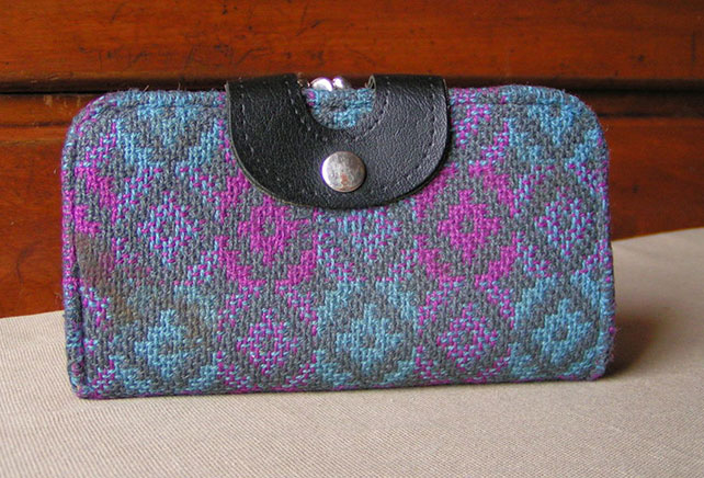 Welsh Tapestry purse