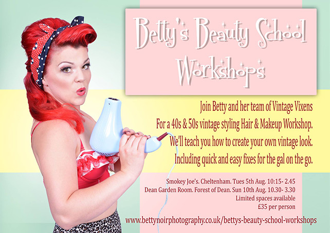 Betsy Noir's Beauty Workshop