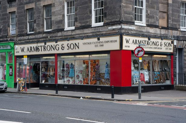 Armstrongs, Clerk Street, Edinburgh