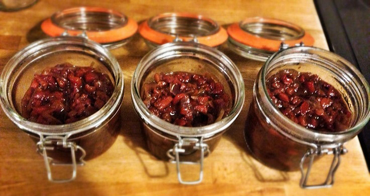 Cheeky Chilli Chutney