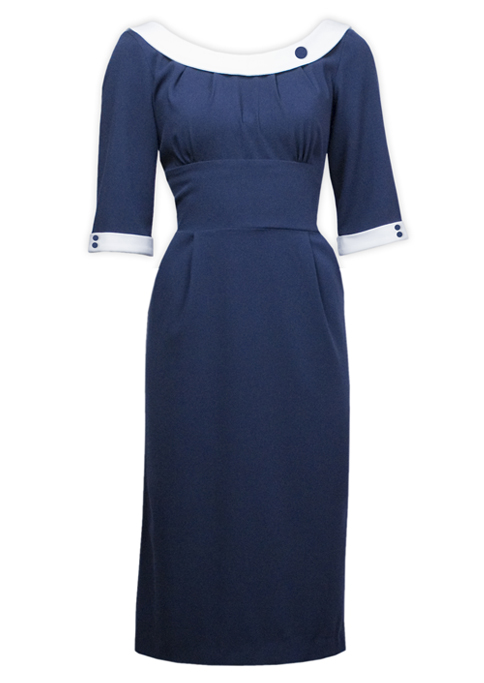 Peggy Dress - 20th Century Foxy