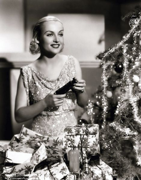 Hollywood Starlets At Christmas And A Few Dreamboats Too