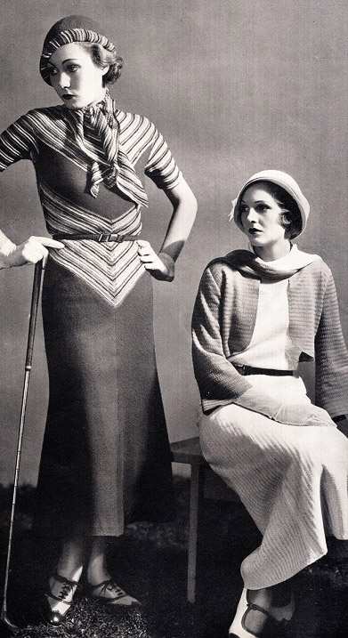 Early 1930s Dresses