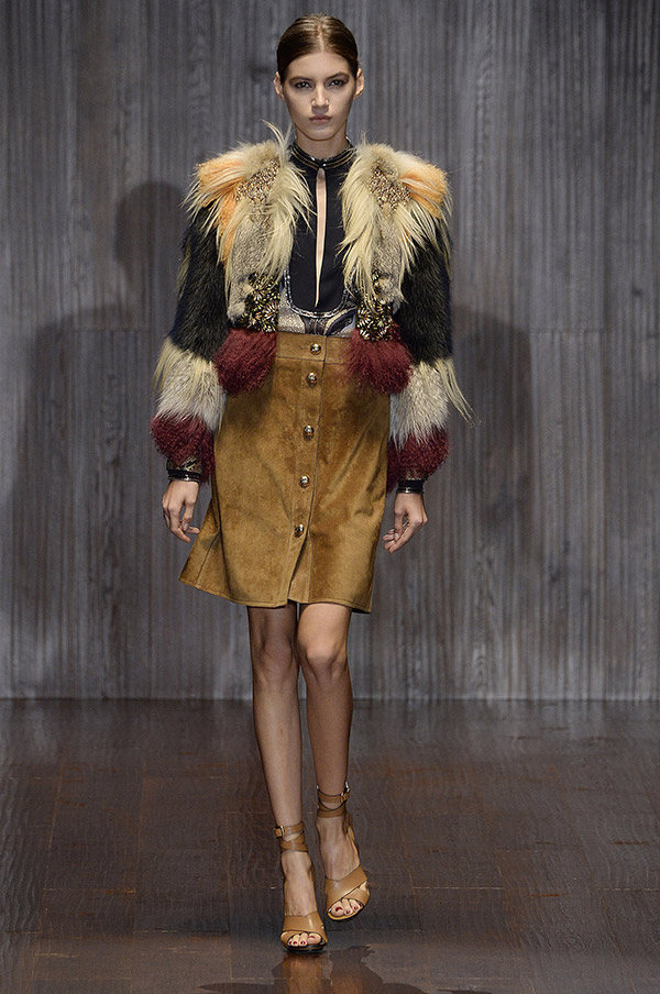 Gucci Seventies Revival