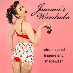 Vintage Lingerie at Joanna's Wardrobe