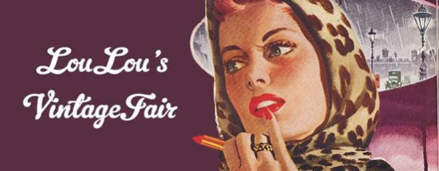 Lou Lou's Vintage Fair Oxford