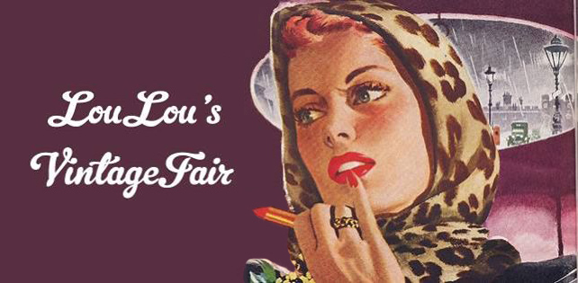 Lou Lou's Vintage Fair Oxford