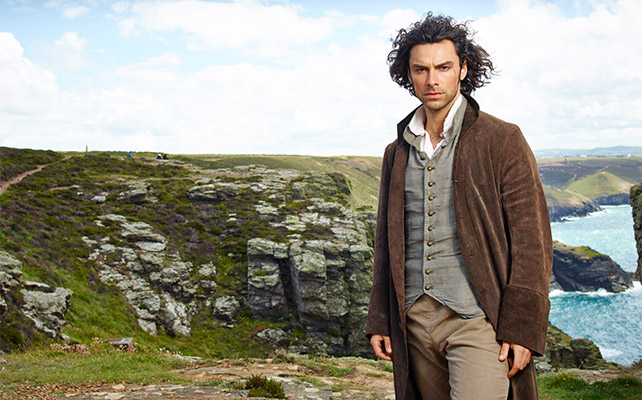 Poldark and Banished