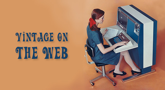 Vintage on the Web