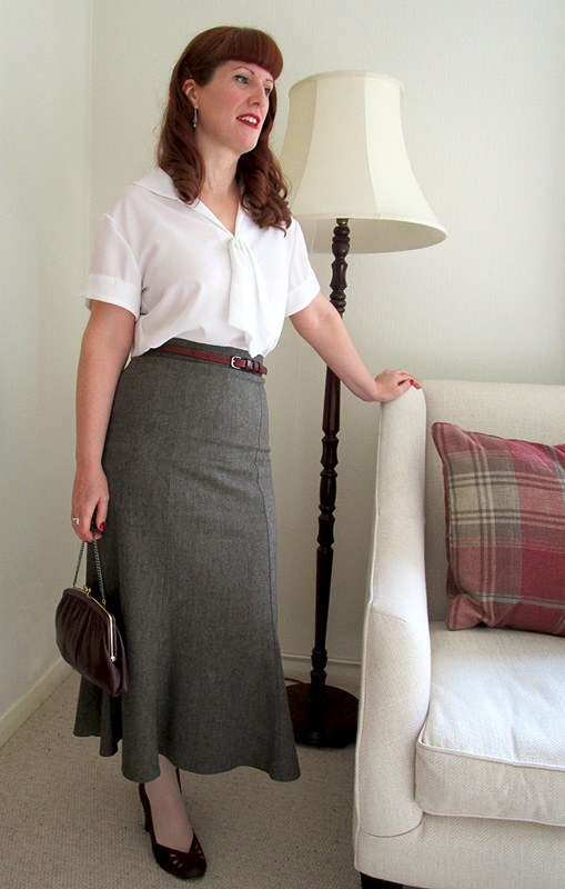 1930s outfit and new vintage finds