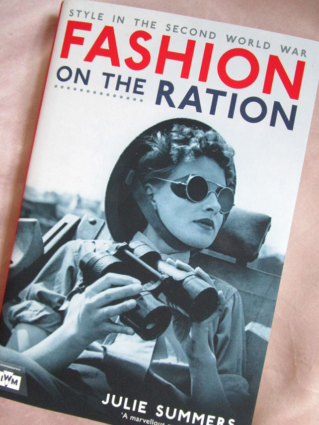Fashion on the Ration book