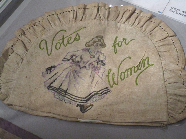 Suffragette Votes for Women Tea Cosy