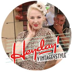 Heyday Vintage Style