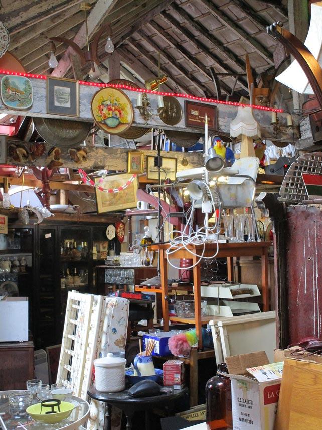 Rose Street Flea Market