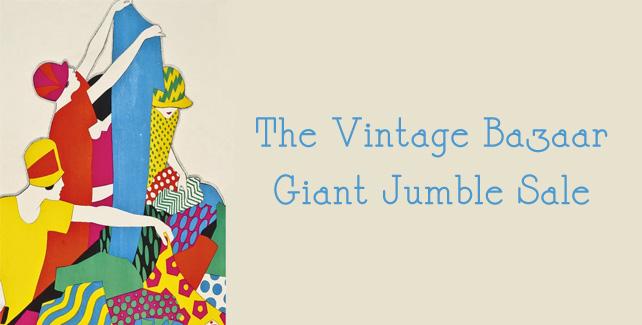 The Vintage Bazaar Giant Jumble Sale