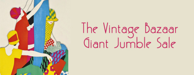 The Vintage Bazaar Giant Jumble Sale