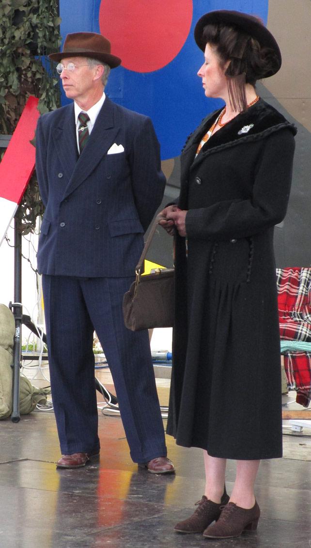 1940s Zoot Suit