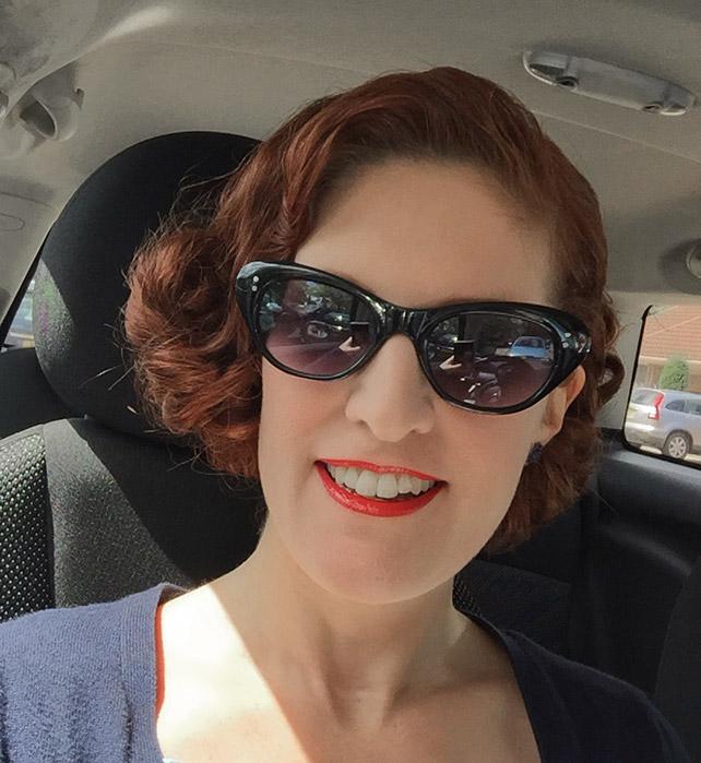1950s Style Hair