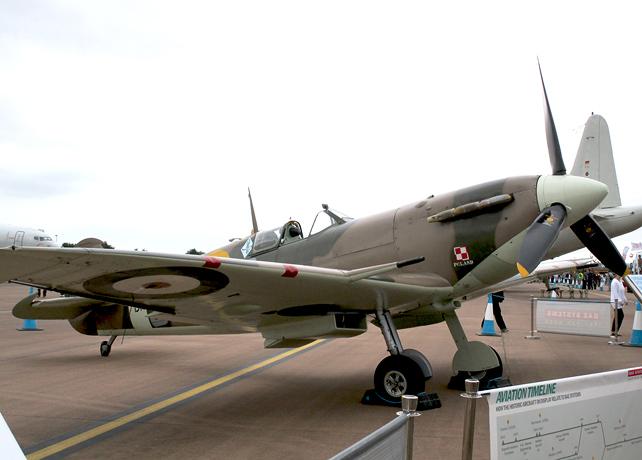 Brooklands Museum Spitfire