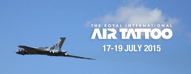 The Royal International Air Tattoo 2015