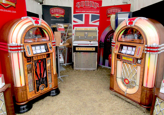 Soundleisure Jukeboxes