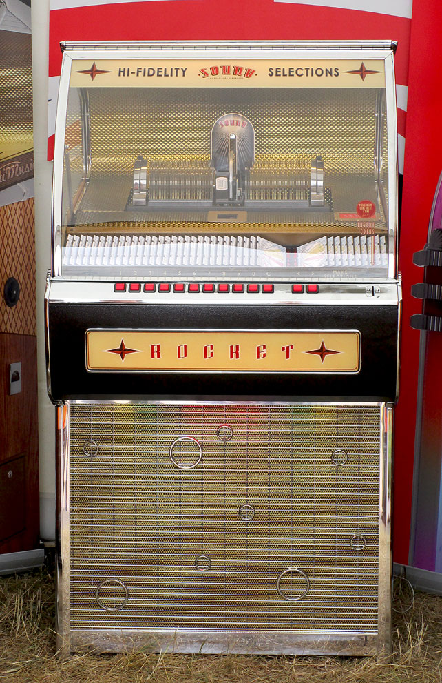 The Rocket Jukebox