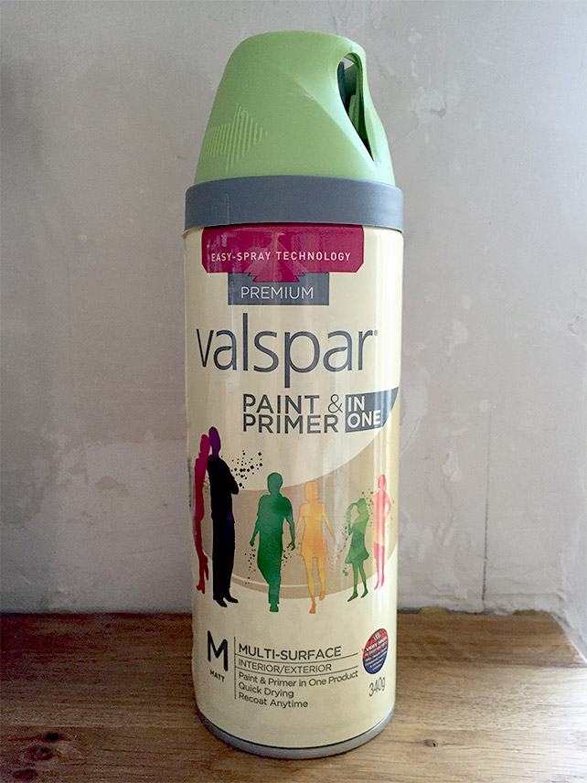 Valspar Spray Paint