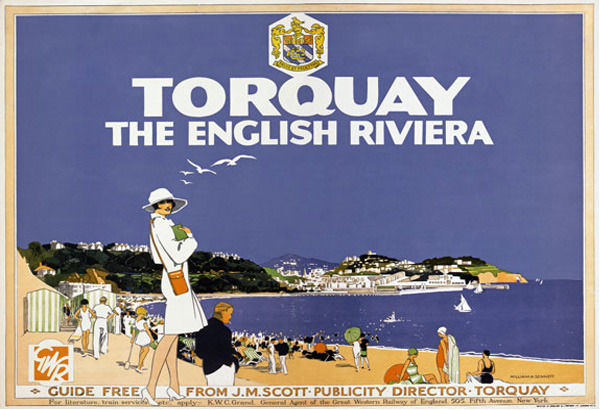 English Riviera poster