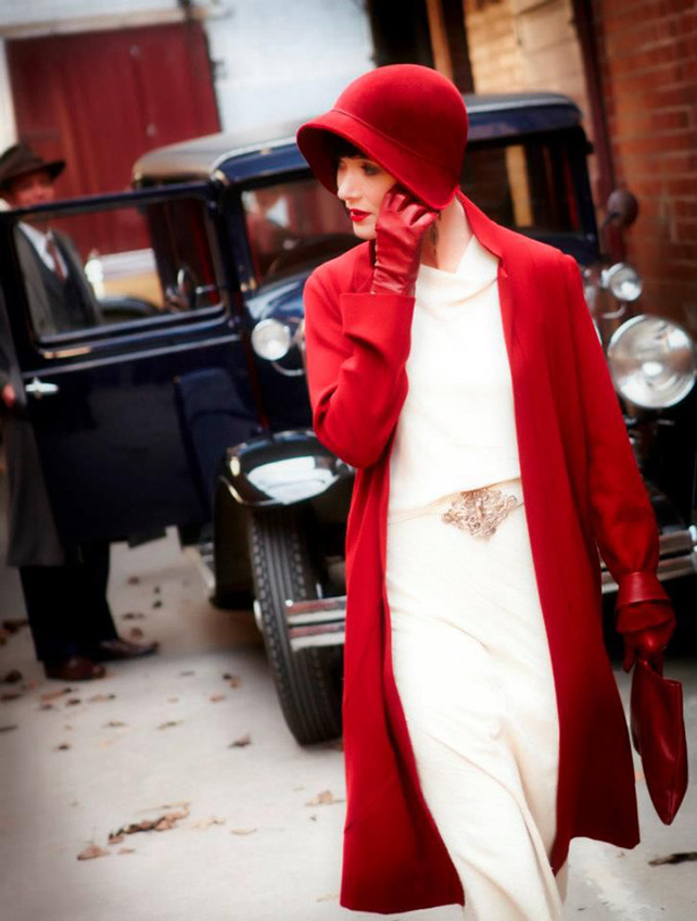 Miss Fisher 1930s Coat