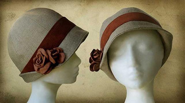 Rosabelle Hat Pattern