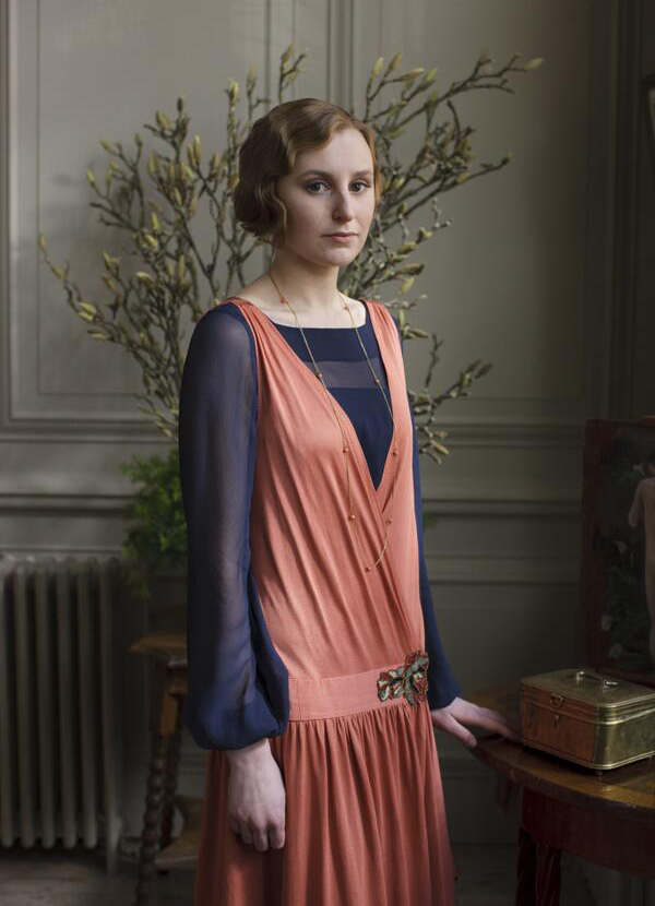 Lady Edith, Downton Abbey