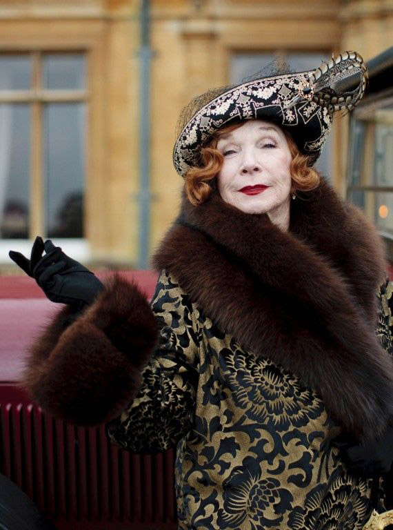 Martha Levinson, Downton Abbey