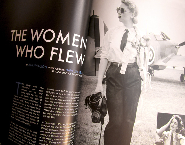 The Women Who Flew