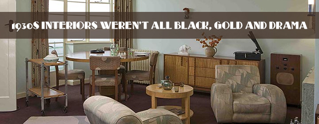 1930s interiors weren 39 t all black gold and drama for 1930s hotel decor