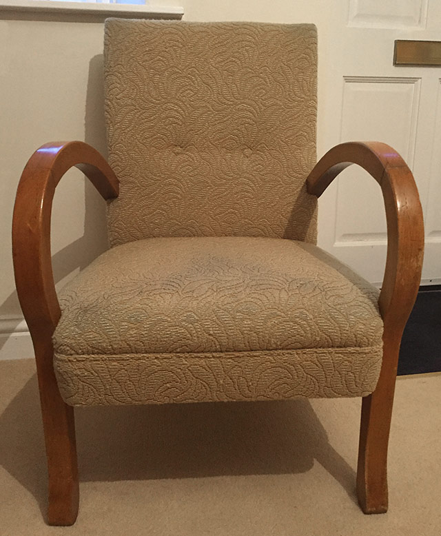 Art Deco Style Chair