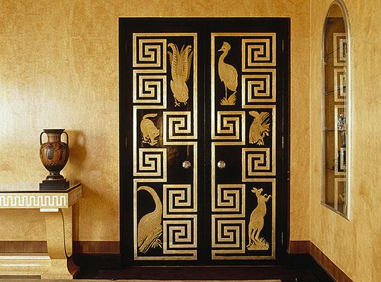 Eltham dining room doors