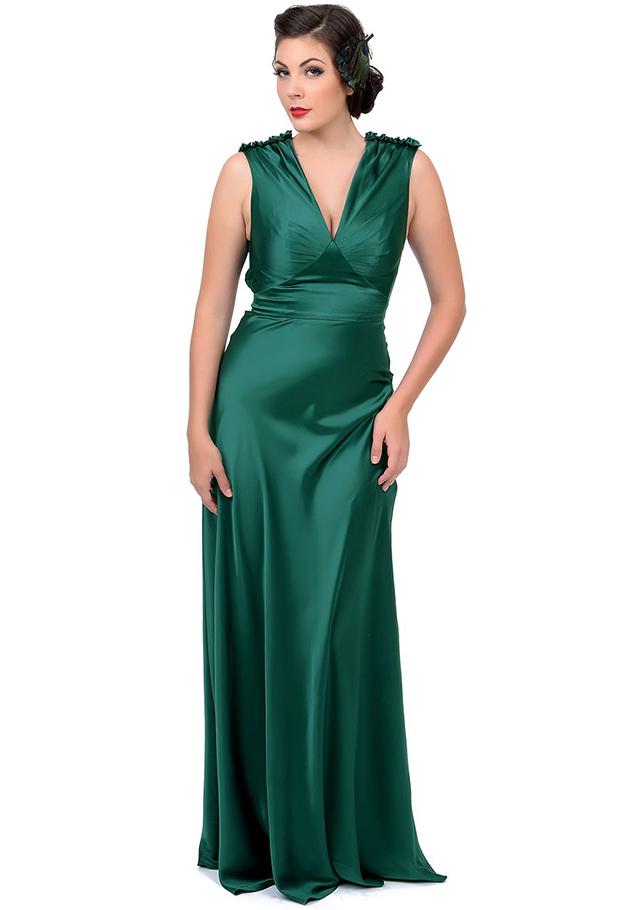 1930s Harlow Dress
